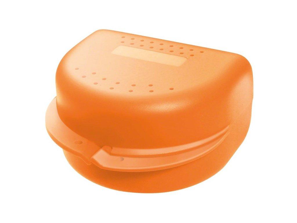 OMNI Box na rovnátka, oranžový