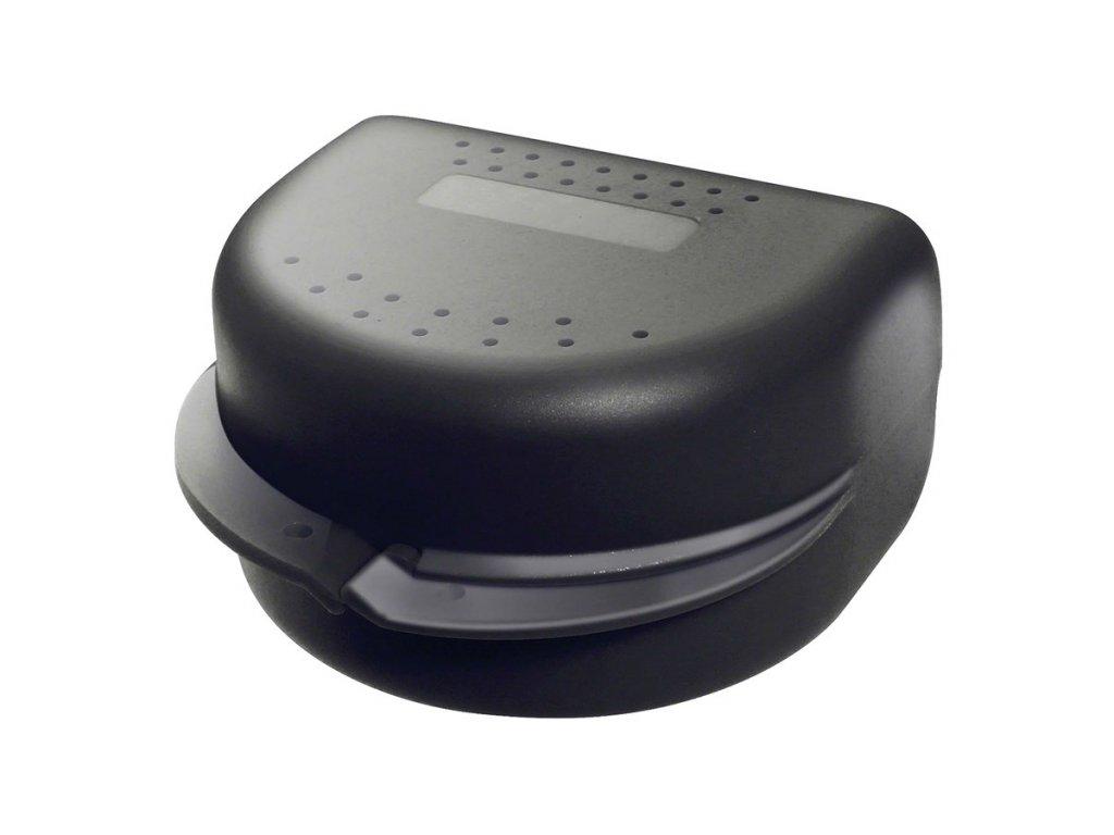 OMNI Box na rovnátka, černý