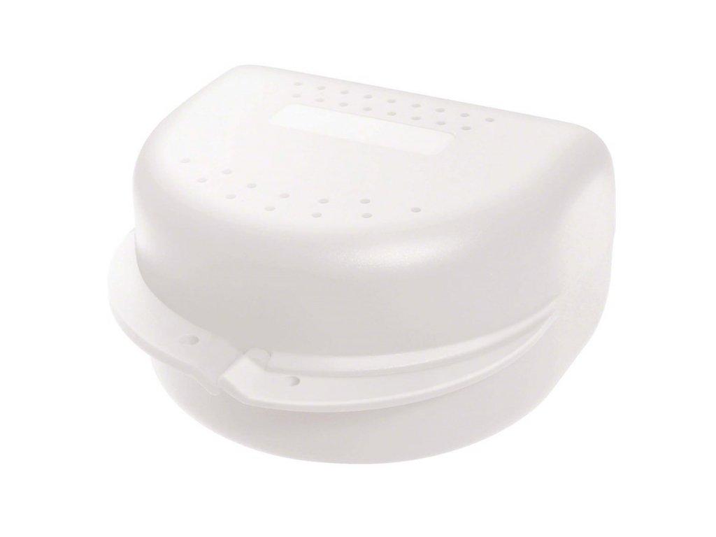 OMNI Box na rovnátka, bílý