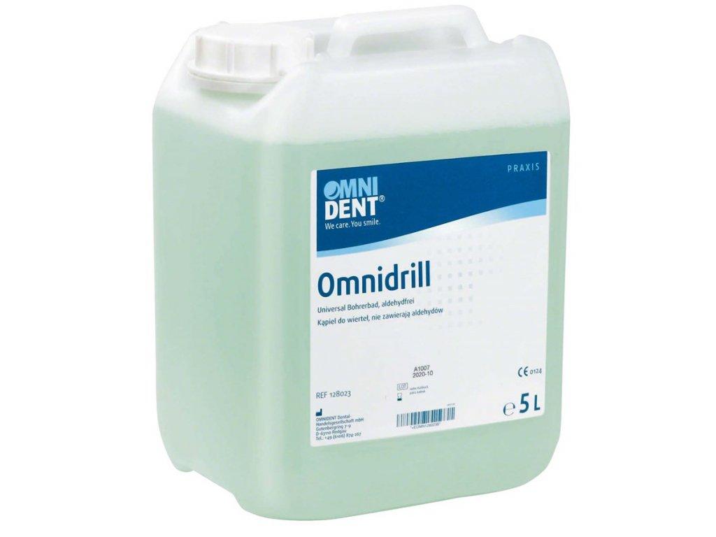 Omnidrill - dezinfekce pro rotační instrumentárium, 5l