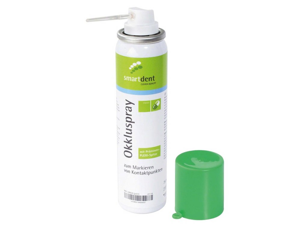 Smart okluzní sprej zelený