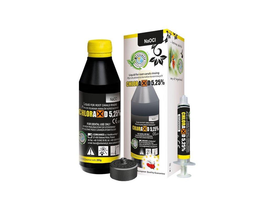 Chloraxid 5,25% žl. 400g