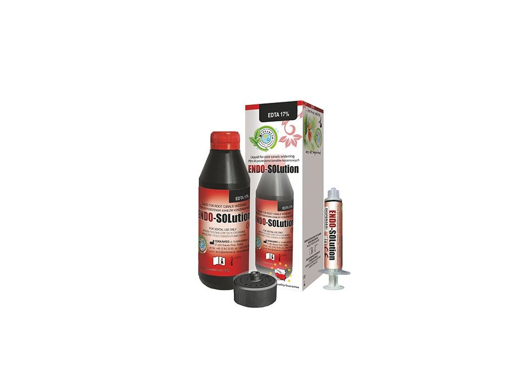Endo-Solution 17% EDTA, 120ml