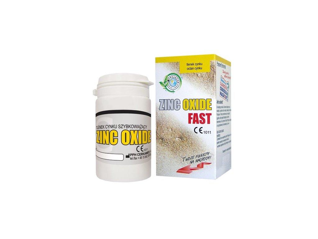 Zinc Oxide Fast - oxid zinečnatý (rychle tuhnoucí)