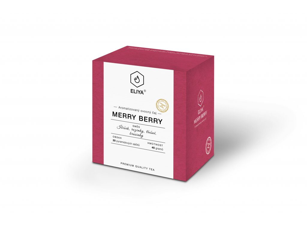 Eliya porcovane caje vizualizace merry berry