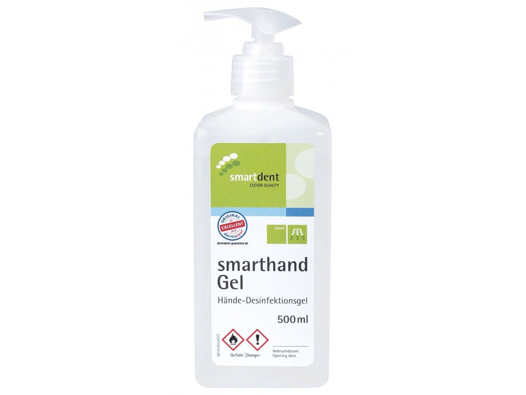 Smarthand Gel, 500ml