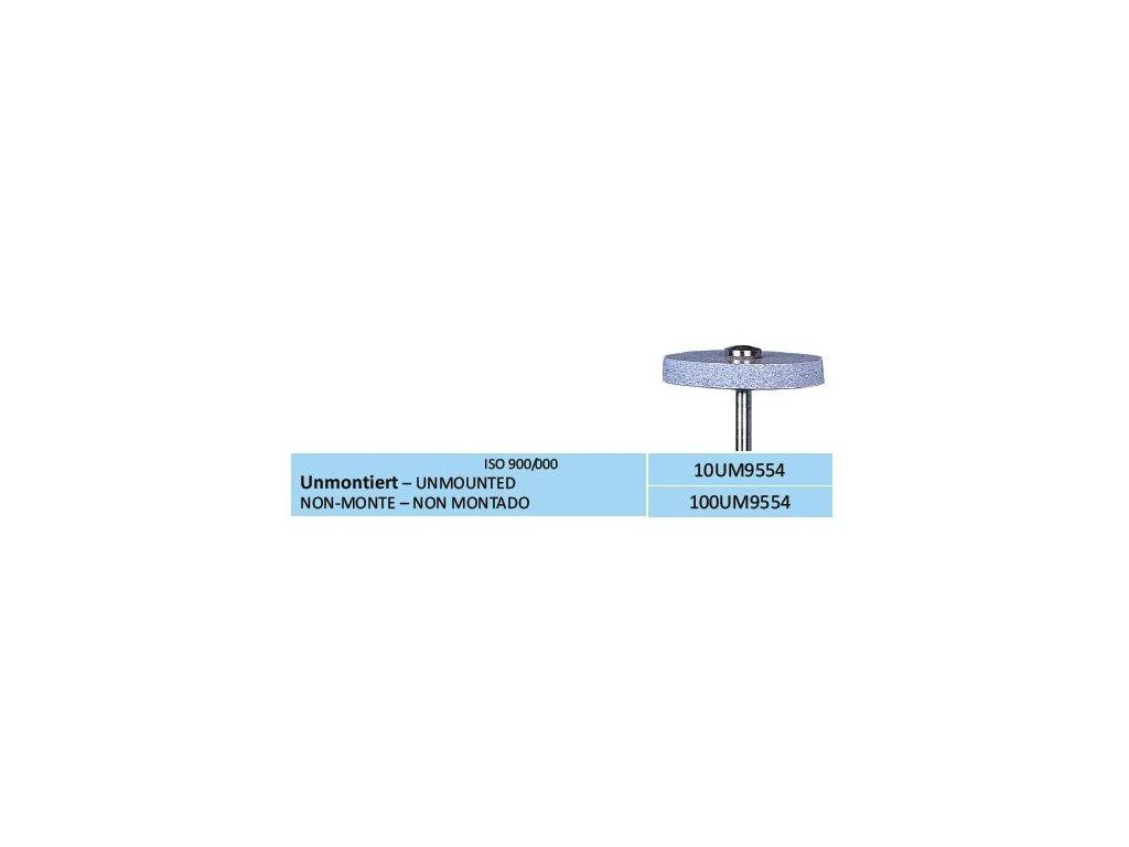 Leštící guma UNISOFT WEISS UM9554 10ks