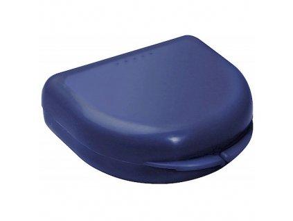 OMNI Box na rovnátka pro dospělé, tmavě modrý
