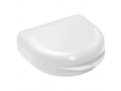 OMNI Box na rovnátka pro dospělé, bílý