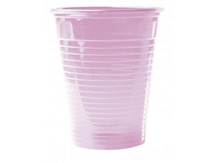 Omnicup PP - výplachové kelímky, 1500ks růžové (rosa)