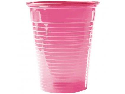 Smart výplachové kelímky, 3000ks růžové (pink)