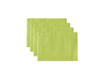 Monoart TOWEL UP - roušky (BRYNDÁKY), limetka