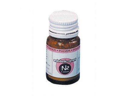 Endodontic Cement N2 - výplňový materiál, prášek 10g
