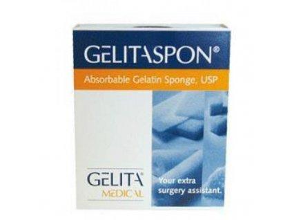Gelitaspon - absorbční želatinová houba, 80x50x10mm