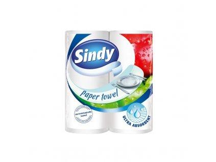 Papírové ručníky Flowers exclusive, 2x11m