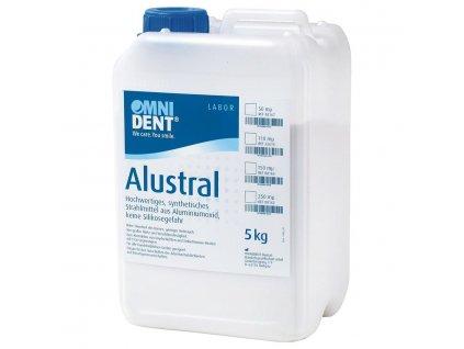 Alustral písek Al₂O₃ 110µm 5kg