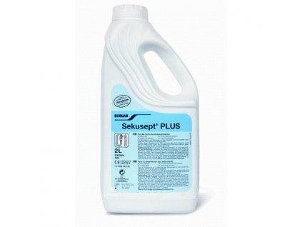 Sekusept plus - dezinfekce nástrojů, 2l