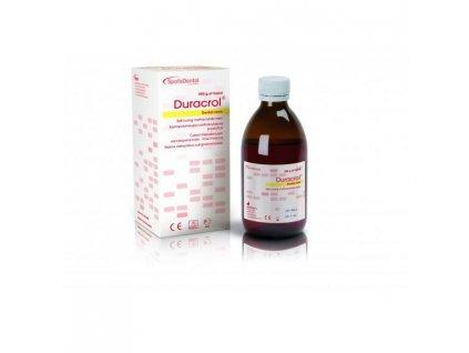 Duracrol - samopolymerující pryskyřice, tekutina 250g