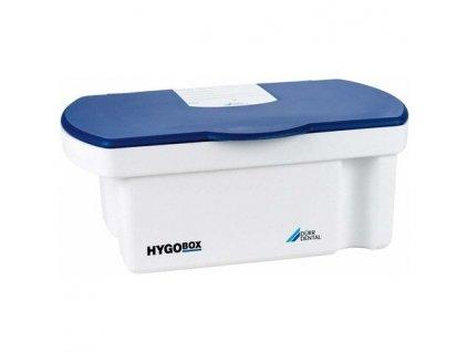 HYGOBOX - dezinfekční box, modré víko