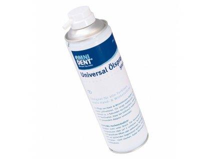 OMNI Universal Ölspray - olej pro stomatologické koncovky, 500ml