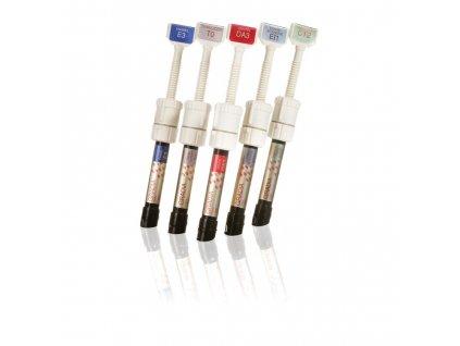 GC Gradia Cervical Translucent - kompozitní systém, 2,9ml