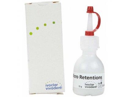 SR Micro Retentionen 200 - 300 µm, 15g