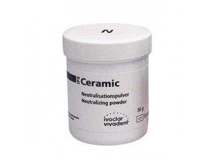 IPS Ceramic Etching Gel, neutralizační prášek 30g