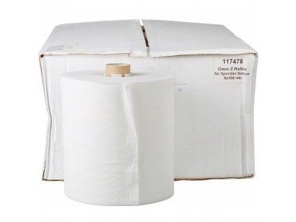 OMNI Z - papírové ručníky pro Spender Sensor, 6x100m role