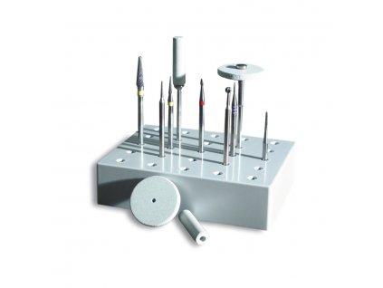 Milling technique set, 21-part 2,35mm