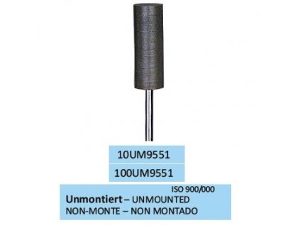 Leštící guma METADUR UM9551 100ks