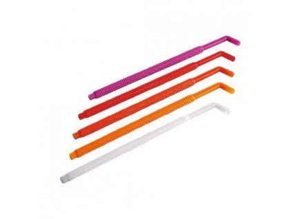 Držák jednorázových štětečků, fialový