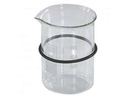 Omnisonic 3D / basic skleněná nádoba, 600ml