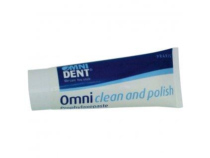 OMNI Clean and polish - profylaktická pasta, 95g