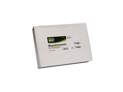 OMNI Registrační vosk, žlutý, měkký, tyčinky, 1,85kg