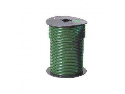 OMNI Voskový drát zelený, středně tvrdý, průměr 5mm