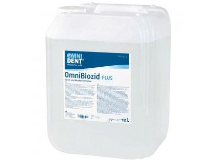 OmniBiozid Plus, postřiková dezinfekce, 10l kanystr