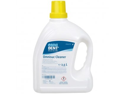 Omnisuc Cleaner - dezinfekční přípravek pro odsávací zařízení, 2,5l