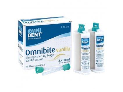 Omnibite Vanilla - registrát skusu