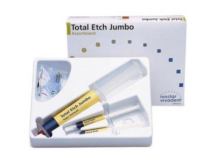 Total Etch - leptací gel, jumbo sortiment