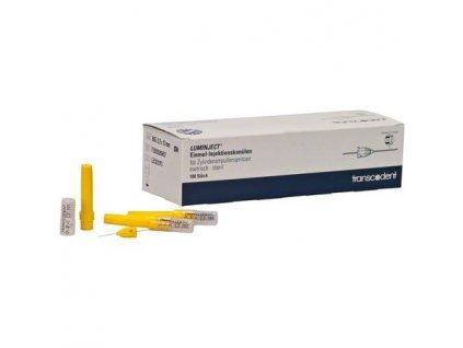 Injekční kanyly Luminject, G30 0,3x13mm