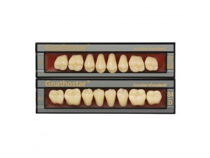 Distální zuby Gnathostar A-D horní 8 ks