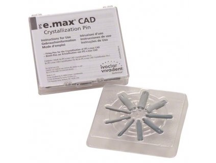 IPS e.max CAD Crystalization Pins (S, M, L)
