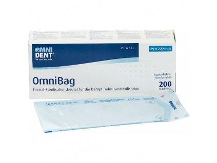 Omnibag - sterilizační sáčky, 89x229mm