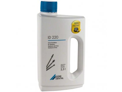 ID 220 - dezinfekce a čištění rotačních instrumentů, 2,5l