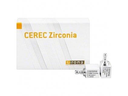 CEREC Zirconia mono L - bloky (Barva A3)