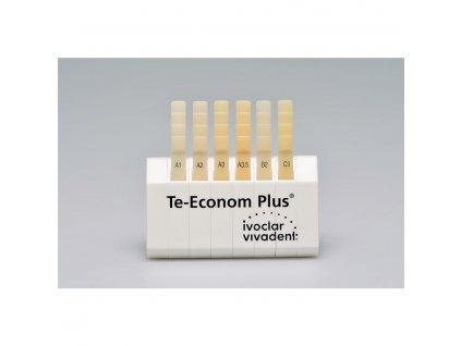 TE-Econom Plus - barevný vzorník