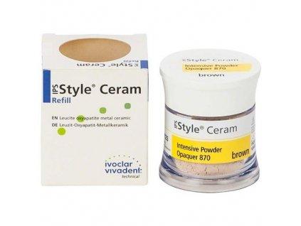 IPS Style Ceram Intensive Powder Opaquer, 18g