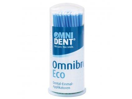 Omnibrush ECO - mikroaplikátory, modré