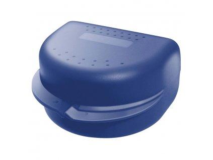 OMNI Box na rovnátka, tmavě modrý