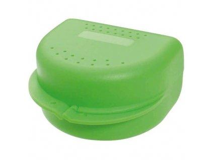 OMNI Box na rovnátka, zelený